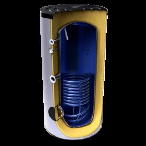 Бойлер для горячей воды с очень мощным теплообменником Tesy 300л