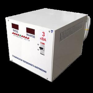 Однофазный стабилизатор напряжения 3 кВт