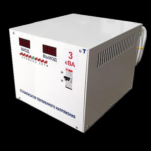 Однофазный стабилизатор напряжения 4 кВт