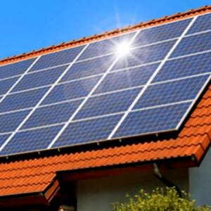 Гибридная солнечная электростанция 5 кВт