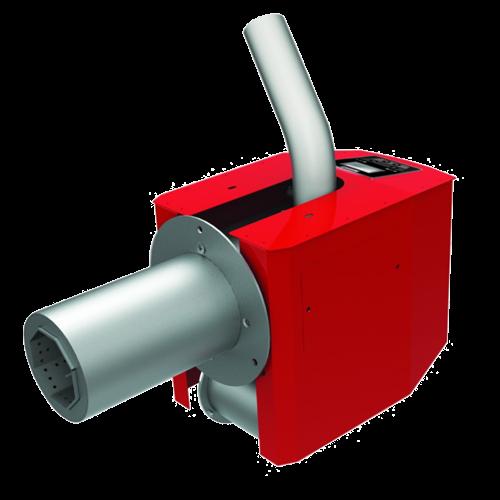 Пеллетная горелка Burnit Pell 25-150 кВт