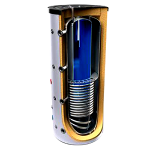 Комбинированный бойлер Tesy 600 150 с теплообменником