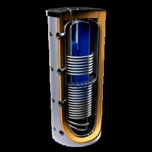 Комбинированный бойлер Tesy 600 150 с двумя теплообменниками
