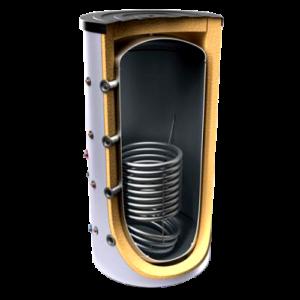 буферная емкость с теплообменником Tesy 500л